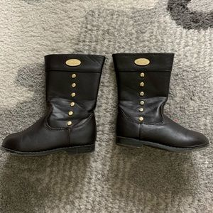 Michael Kors toddler boots size 8